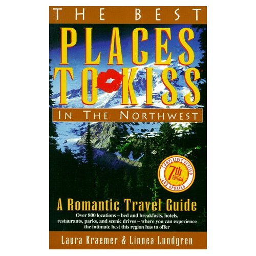 Best Places to Kiss Guidebook